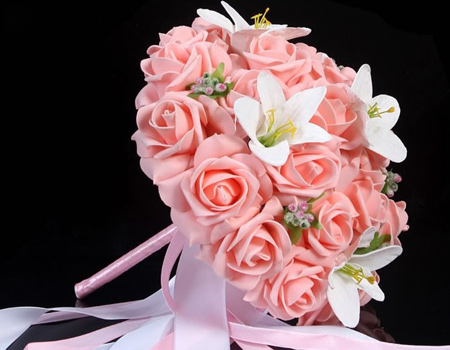 شیک ترین دسته گل های عروس, مدل دسته گل های عروس