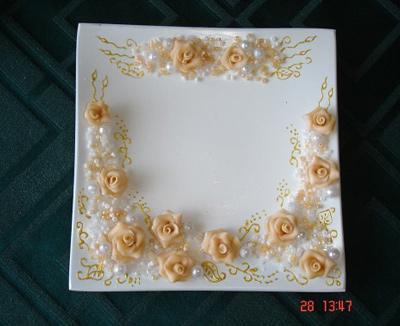 تزیین طلای عروس