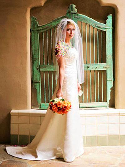 ایده نارنجی برای عروسی , ایده برای تزیینات عروسی