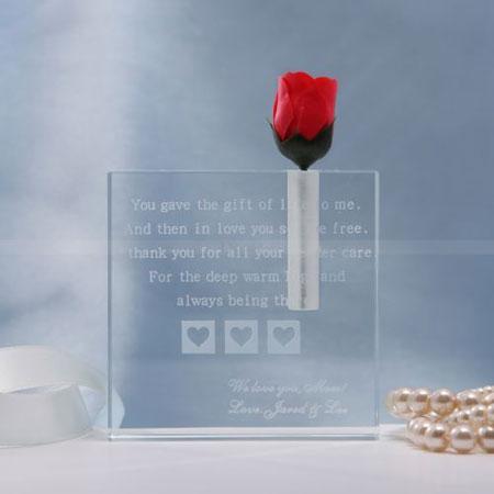 یادبودهای عقد و عروسی,مدل گیفت کریستالی